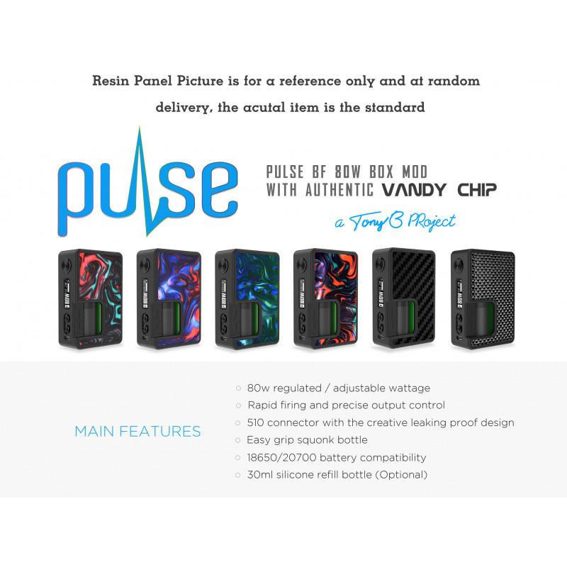 Vandy Vape Pulse BF 80ßW Box Mod Einleitung