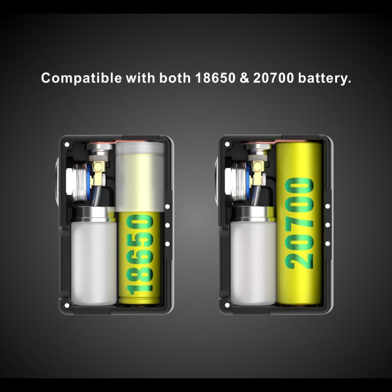 Vandy Vape Pulse BF Box Mod battery