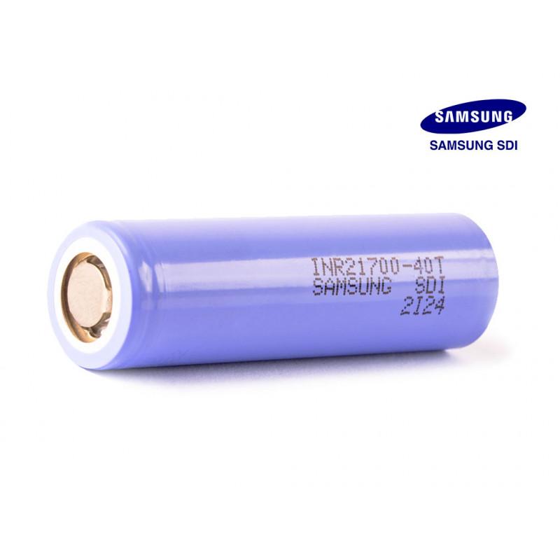 Samsung INR21700-40T - (35A) Ansicht