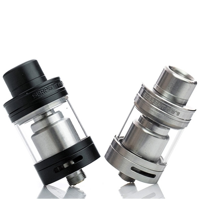 Wotofo Serpent Mini RTA black and stainless