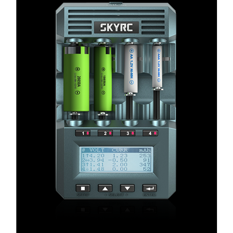 SkyRC MC3000 station