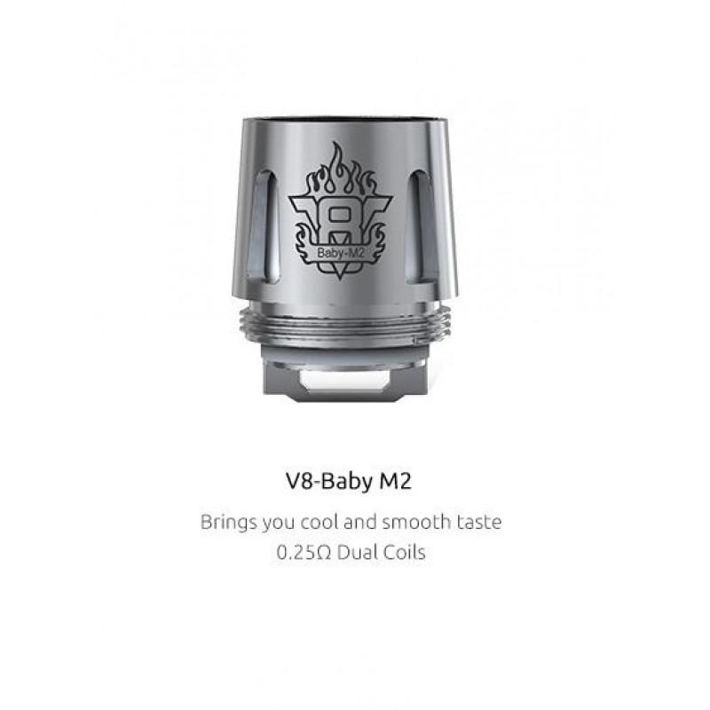 Smok TFV8 V8 Baby-M2 0,25 Ohm