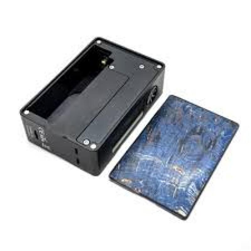 asMODus Spruzza 80W Squonk Kit battery case