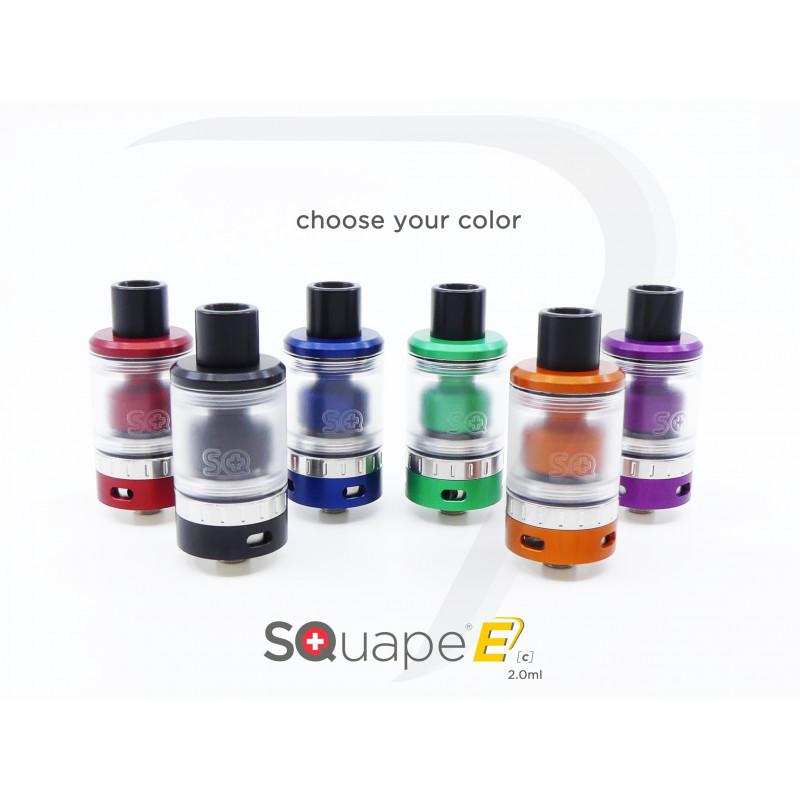 SQuape E[c] alle farben