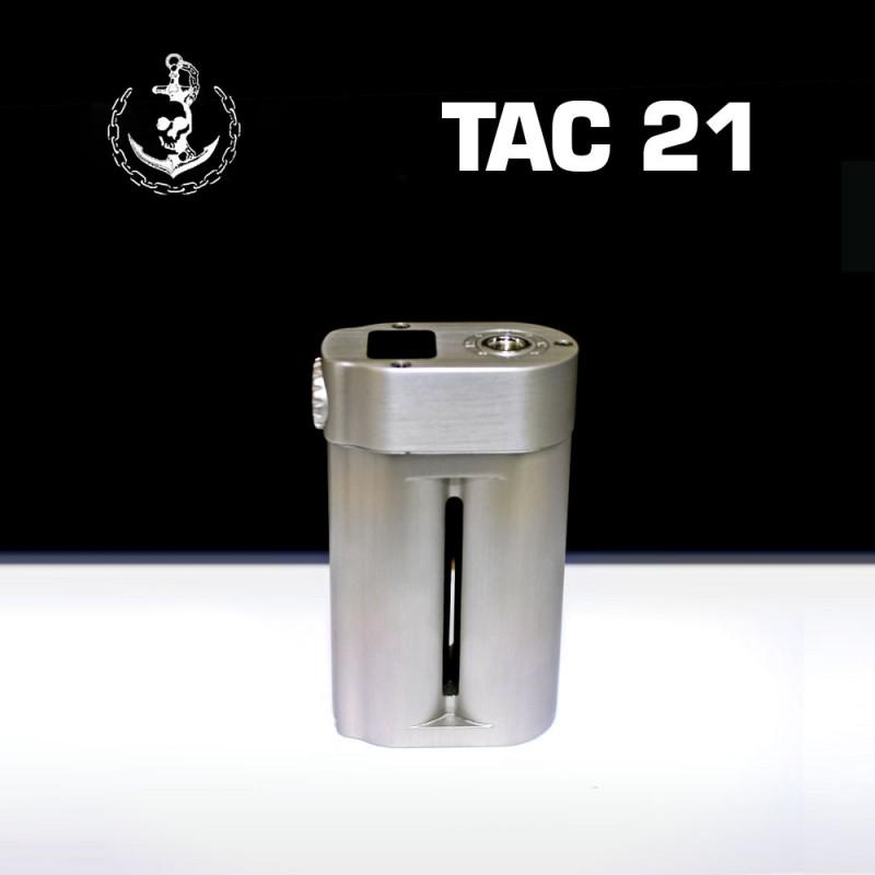 Squid Industries TAC21 Blick von schräg oben