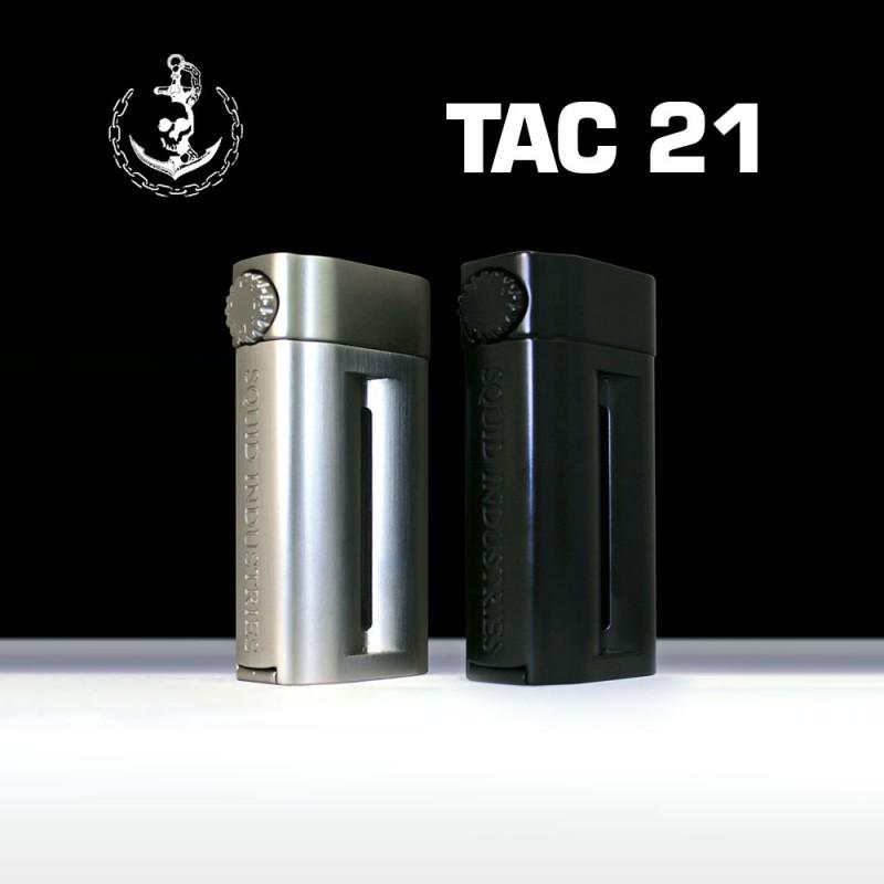 Squid Industries TAC21 Blick von schräg vorne