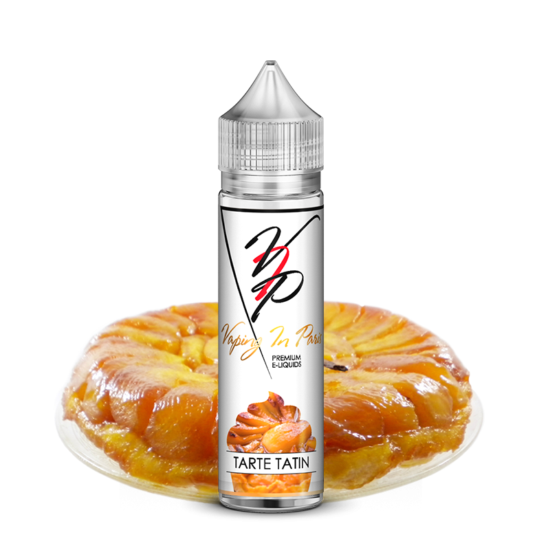 Vaping in Paris Tarte Tatin