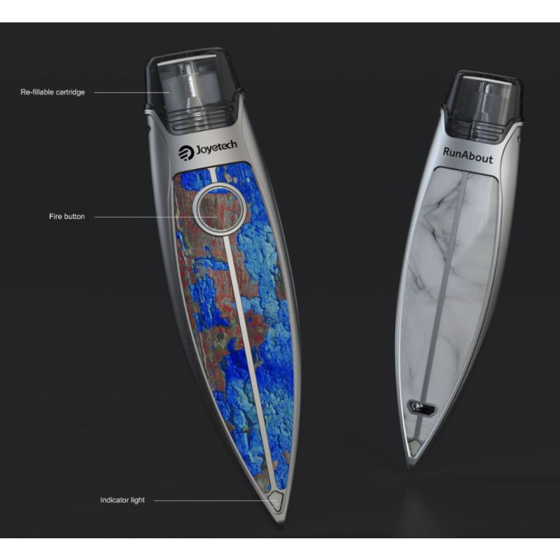 Joyetech Runabout Features