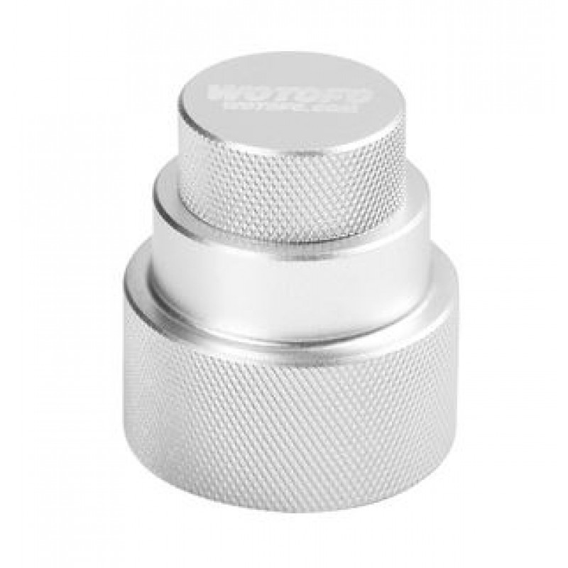 Wotofo Easy Fill Squonk Cap 60ml Stainless Steel