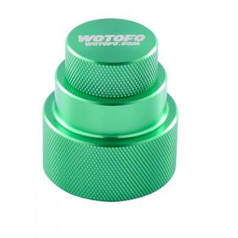 Wotofo Easy Fill Squonk Cap 60ml green