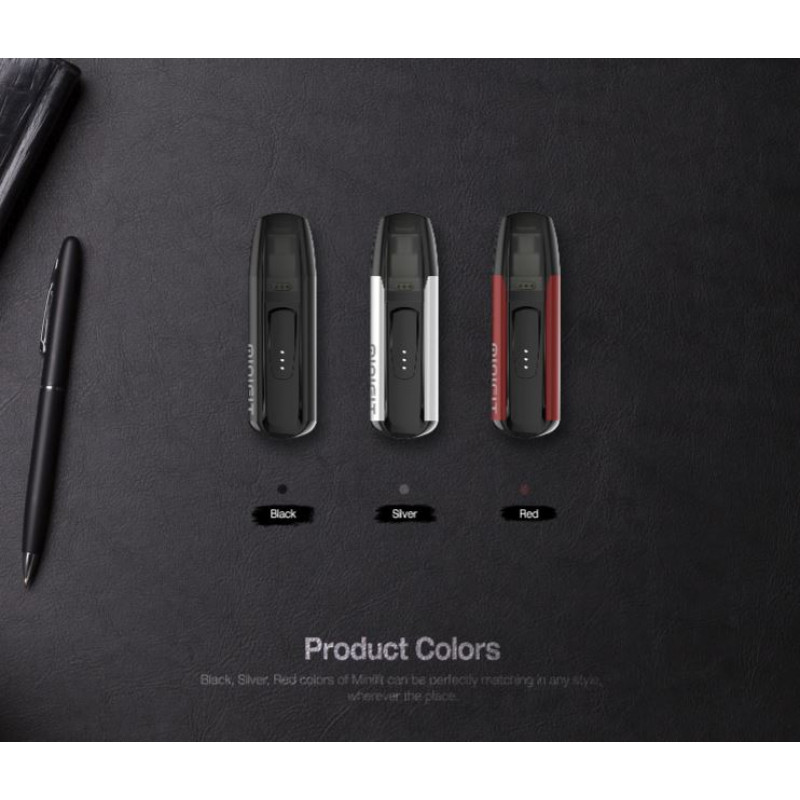 Justfog Minifit Kit Farben