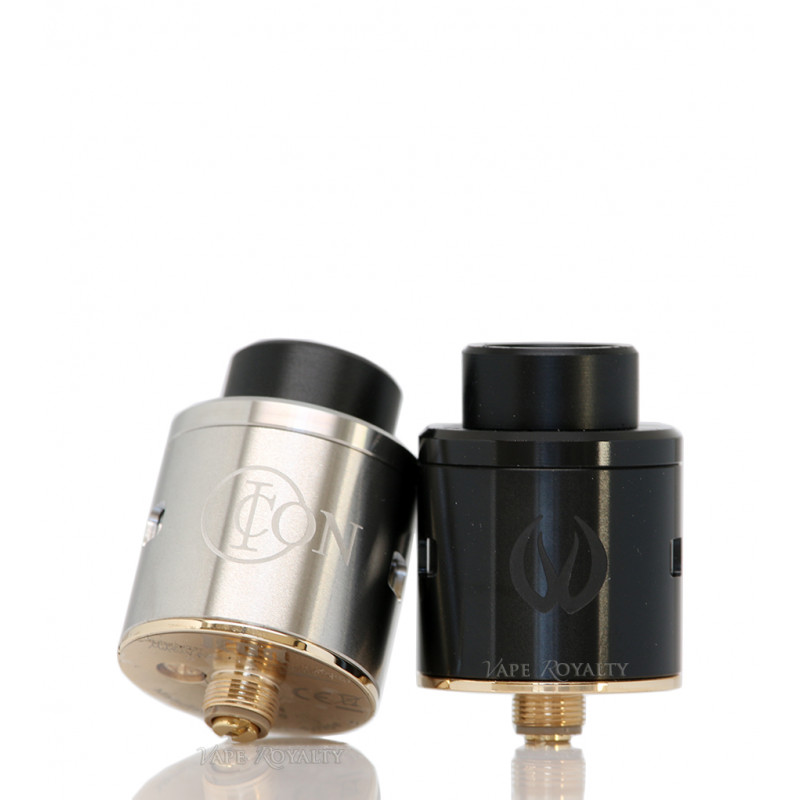 Vandy Vape Icon RDA stainless and black