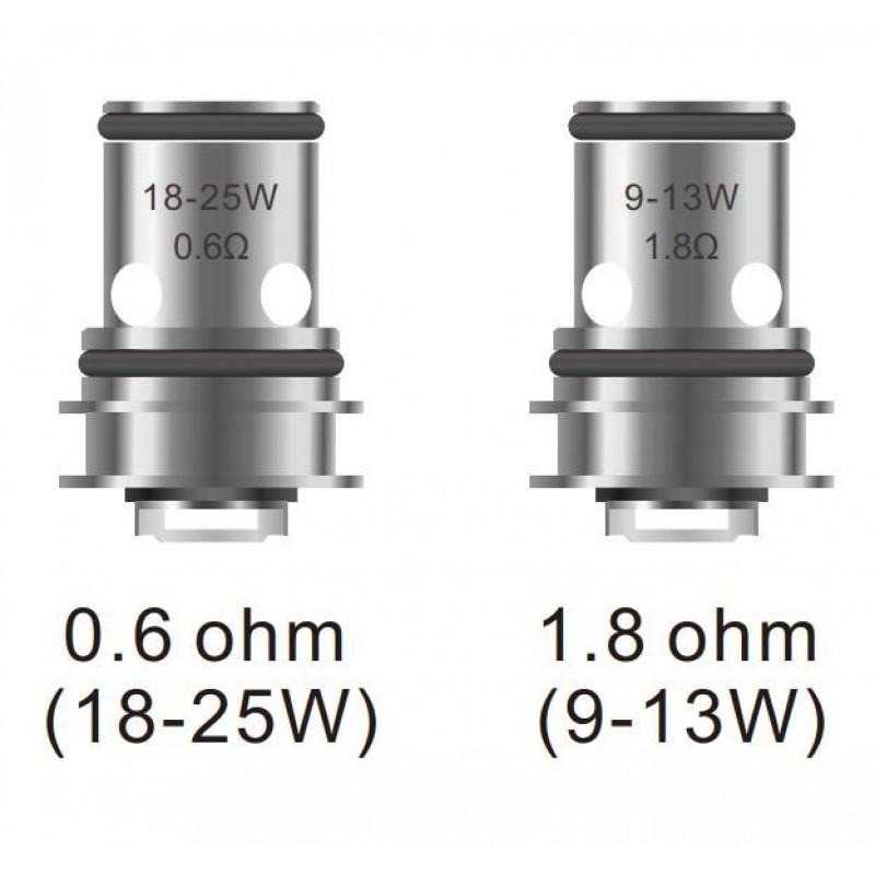Vapefly Nicolas MTL Tank coils