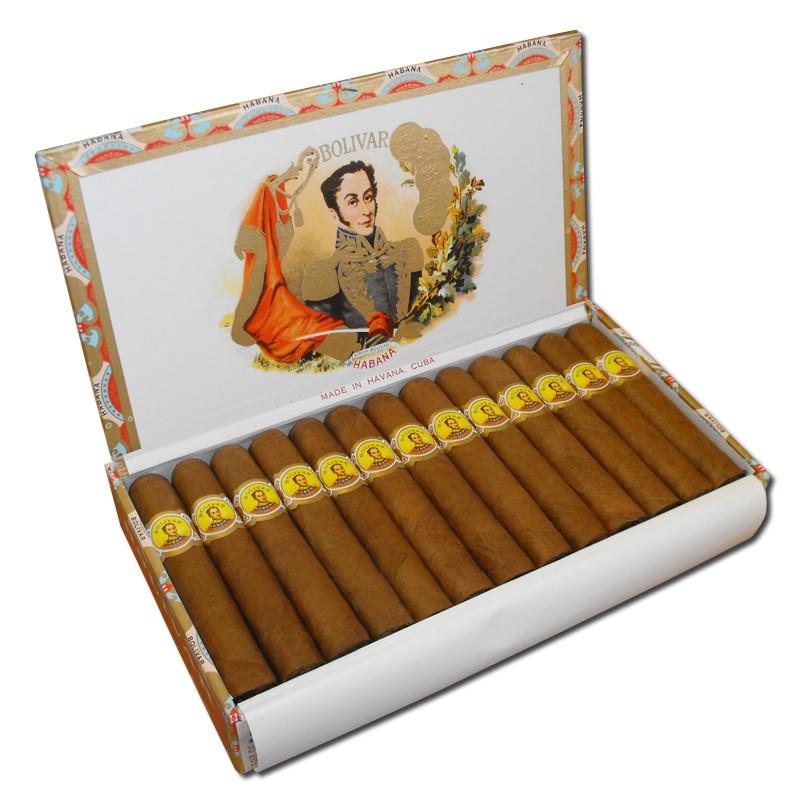 Vapuros Bolivar Royal Coronas
