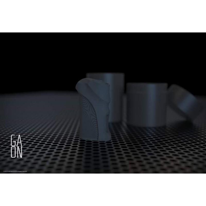Vapemonster Gaon BF Mod in schwarz Ansicht