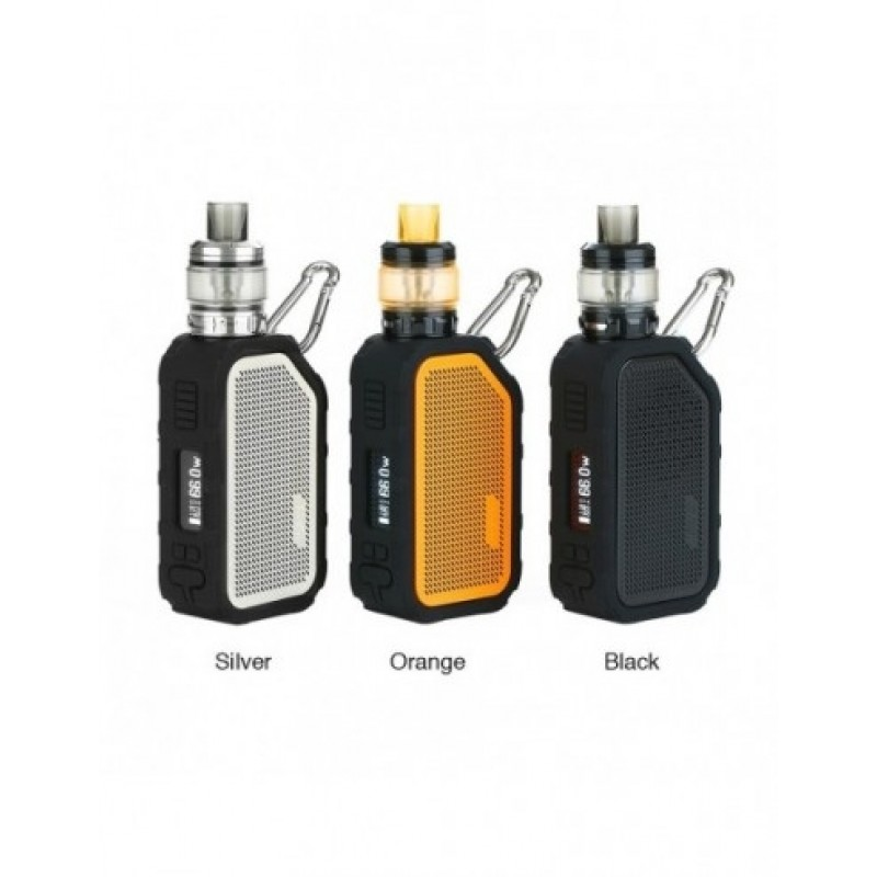 Wismec Active - Amor NS Plus Kit (mit Bluetooth Boxen) farben