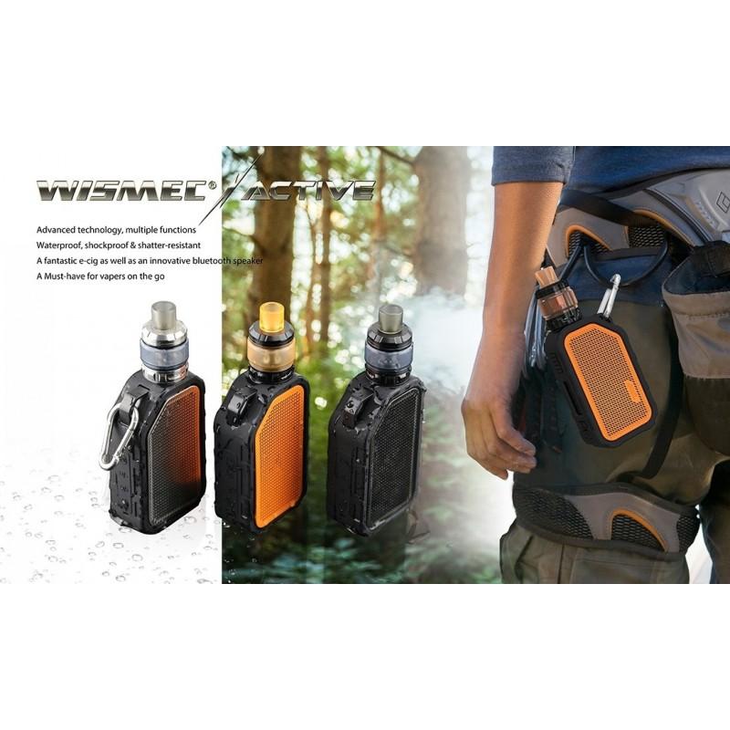 Wismec Active - Amor NS Plus Kit (mit Bluetooth Boxen) outdoor