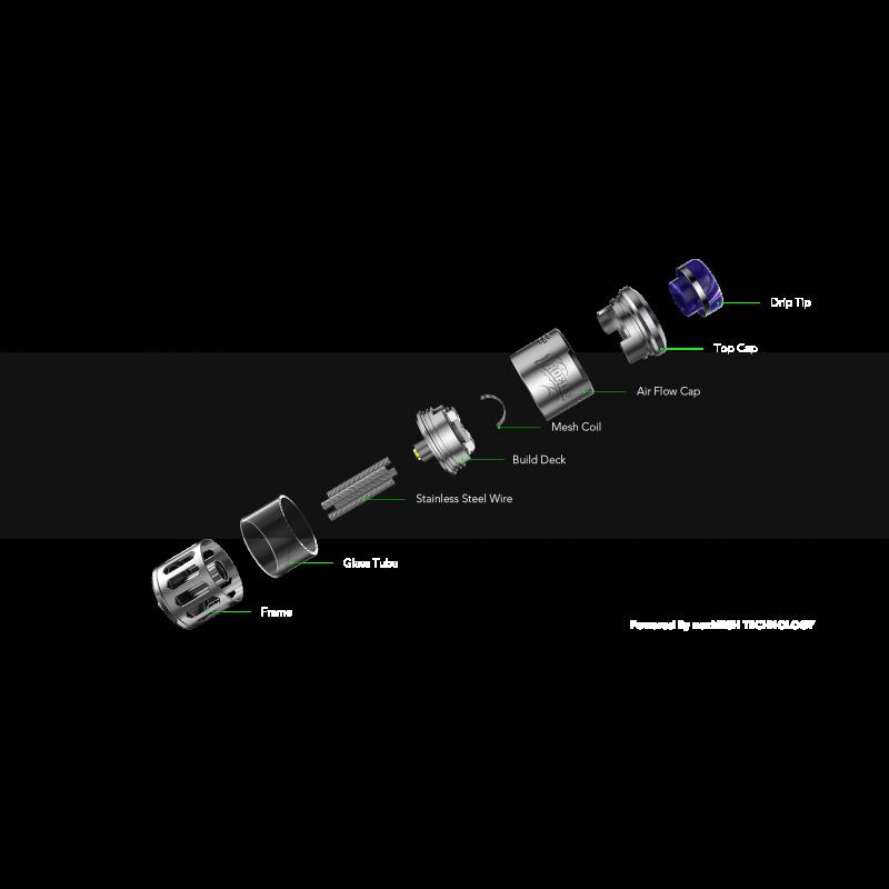 Wotofo Profile RDTA parts