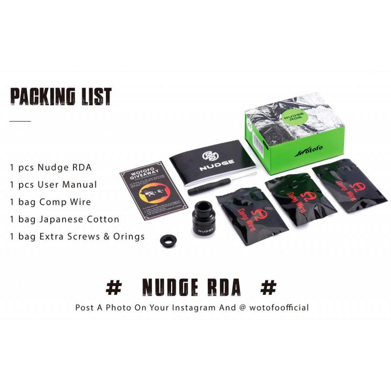 Wotofo Nudge RDA box