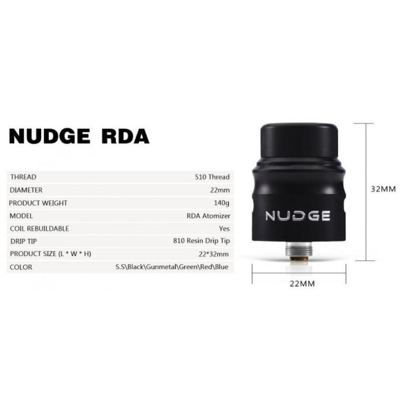 Wotofo Nudge RDA 22mm masse