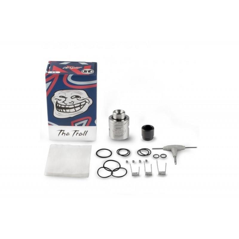 Wotofo Troll V2 RDA 25mm kit