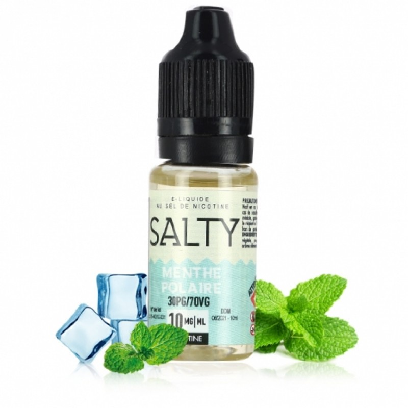 SALTY Menthe Polaire