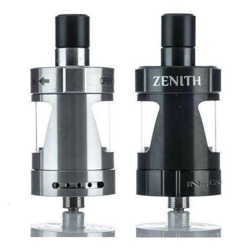 Innokin Zenith MTL Tank black and silver