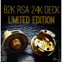 BB Vapes B2K RSA Limited Edition 24K Gold Deck