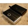 Billet Box Vapor Billet Box Clear-Black und Rat-Black Ansicht