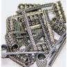 Crazy Wire Pre-Made Ni80 Gatlin Coils 0.15 Ω Ansicht Coils