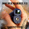 Squid Industries Double Barrel V3 Display Oberseite