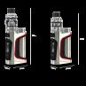 Eleaf iStick Pico S mit Ello Vate Tankgrössen