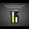 Vandy Vape Pulse BF Box Mod bottle and battery