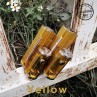 Ambitions Mod Easy Side Box Mod 60W Yellow Frosted Ansicht