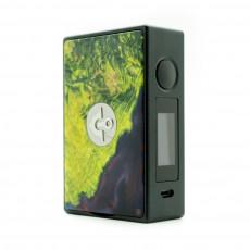 asMODus x Ultroner EOS 180W Box Mod grün lila