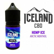 Iceland CBD Hemp Ice Arctic Menthol Ansicht Flasche
