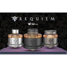 Vandy Vape Requiem RDA Intro