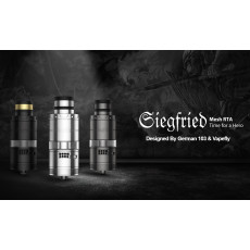 Vapefly Siegfried RTA Intro