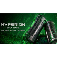 Lost Vape Hyperion DNA100C Intro