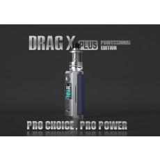 Voopoo Drag X Plus Professional Edition Kit