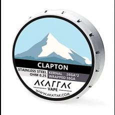 Akattak Clapton Fertig Coil SS316