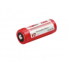 Efest IMR 18490 1100mAH battery (nipple top)