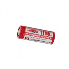 Efest IMR 18490 1100mAh battery (flat top)