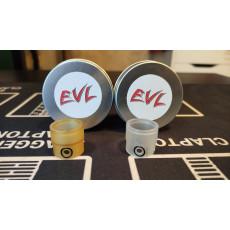 EVL Wraith Spare Tank 2ml Ansicht beide Farben