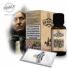 Ben Northon Indian Spirit Flasche