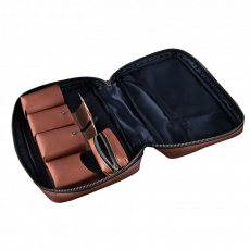 Vapefly Mime's Accessoires Leather Bag offen