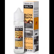 Pacha Mama Peach Papaya Coconut Cream Flasche