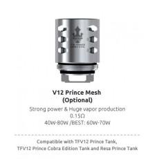 Smok V12 Prince Mesh Angaben
