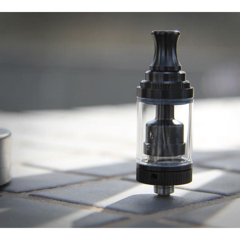 CoilArt Salt RTA in schwarz Ansicht