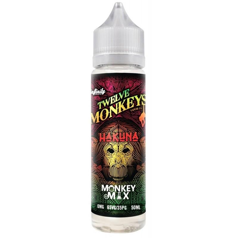 12 Monkeys Hakuna